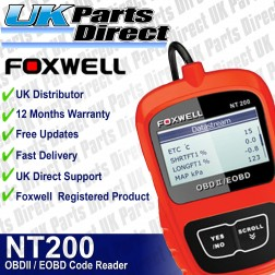 Foxwell NT200 CAN OBDII / EOBD Engine Code Reader