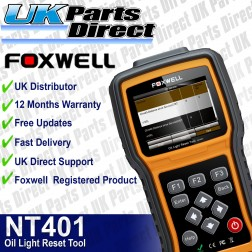 Foxwell NT401 Oil Service Reset Tool