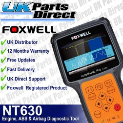 Foxwell NT630 Engine / ABS / Airbag - All Makes Professional Diagnostic Scan Tool