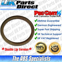 Seat Alhambra Mk2 ABS Reluctor Ring [80mm Outer Mounting Face] (2010->) Rear - PRO-COAT V3