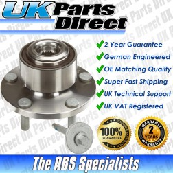 Ford Focus Mk2 (2004-2012) Front Wheel Hub Bearing with ABS - OE QUALITY