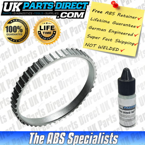 Nissan ABS Rings // Lifetime Guarantee // The ABS