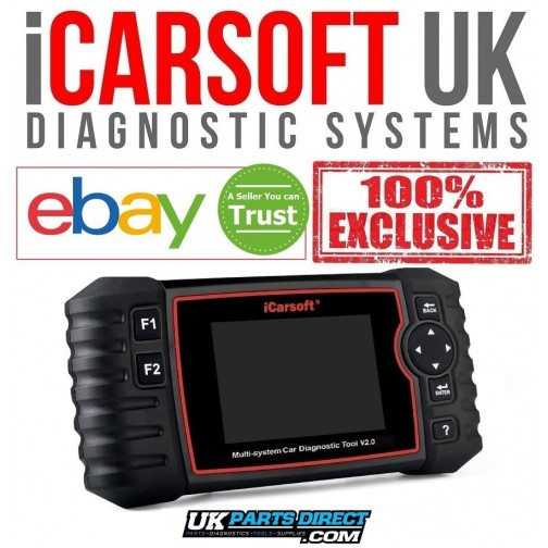 Vehicle Diagnostic Tools Official Uk Outlet For Icarsoft And